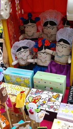 Frida  Elaborado por la marca Mexicana la piketa de paztcuaro