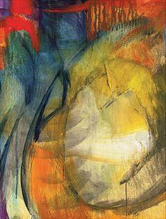 Abstracted Nature I I Sylvia Angeli