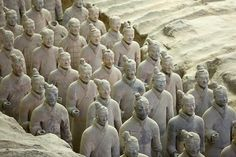 What Does Archaeology Have to do with Nationalism? Terra Cotta, Archaeology, Warriors, Tourism, China, Terracotta, Turismo, Porcelain Ceramics, Porcelain