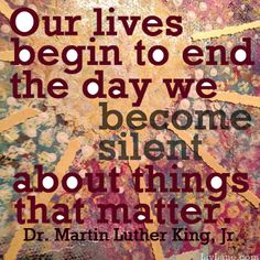 #quote from Dr. Martin Luther King, Jr. #inspiration