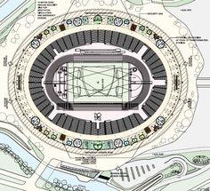 LONDON - Olympic Stadium Reduction