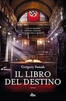 libri che passione: Il libro del destino di Gregory Samak