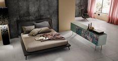 Diesel Grunge Concrete - Realistic Cement Effect Porcelain Tiles Ceramic Floor Tiles, Wall And Floor Tiles, Porcelain Tiles, Interior Decorating, Interior Design, Traditional Bathroom, Bathroom Furniture, Diesel, Concrete