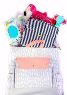 My Baby Bag Must Hav