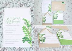 letterpress wedding stationery suite, by Coquette & Press Letterpress Wedding Stationery, Unique Invitations, Dresses Uk, Wedding Blog, My Love, Invitations, My Boo
