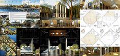 kolokyum.com - Galeri: 1.Ödül - Büyükada Çarşı Camii Mimari Fikir Projesi Yarışması