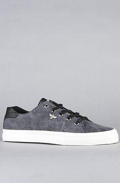 Creative Recreation The Kaplan Sneaker in Faded Black : Karmaloop.com -  Global Concrete Culture