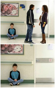 """S2 Ep21 """"The End of the Beginning"""" - You can't keep Jude away from Connor! #TheFosters #TheFostersSeasonFinale"""