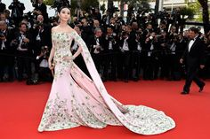 Dressed to Impress at the Cannes Film Festival - Fan Bingbing-Wmag