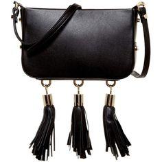 PHILIP TREACY Octagon Leather Handbag kYRKP