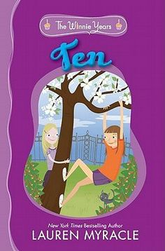 Ten by Lauren Myracle. Great book for tween girls or any girl who wants to go back to her tween years.