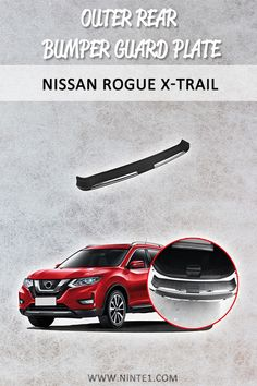 Car accessories for Nissan Rogue X-trail Bumper guard plate protector. Must have car customization and decoration accessories. Step up your car's look with this car essentials. Available for different makes and models. Must Have Car Accessories, Car Essentials, Nissan Rogue, Car Photos, Car Car, Rogues, Custom Cars, Luxury Cars, Super Cars