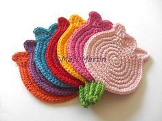 IspirAzionI magazine: Un mondo di fiori... a crochet
