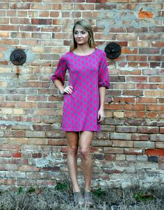 Cooper & Bailey's - Classic Shift Dress