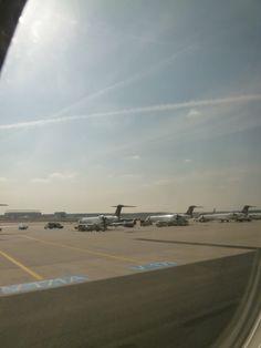 """Lufthansa"" Firenze→Frankfurt (Marzo)"