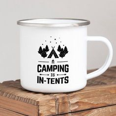 COMPETITION | Win 2 Funky Camping Mugs Worth £40.10