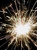 Make Your Own Sparklers - DIY: Minutes to make, several hours to dry.