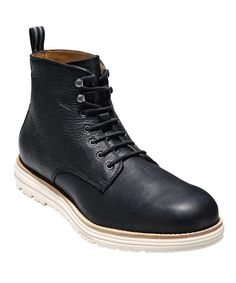 Cole Haan Cortland Grand Boot in Black