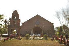 The romantic quaintness of San Antonio de Padua Church - Weddings in the Philippines