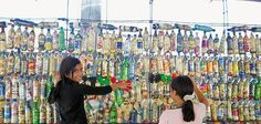 SmithsonianMag.com/*** How to Turn 8,000 Plastic Bottles Into a Building