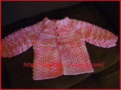 Lu Gradice: Como fazer casaquinho em trico.