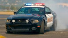The One With The Ford Mustang 5.0 Police Car! - World's Fastest Car Show...