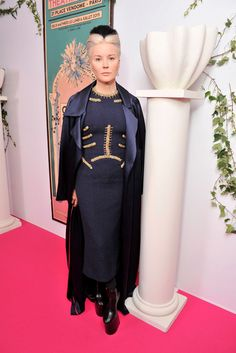 Schiaparelli Fall 2015 Couture Fashion Show Front Row