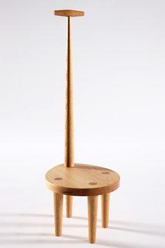 Stepping stool by Atelier Takagi.