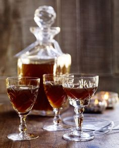 Debbie Major's flavoured vodka recipe, made with ginger, cinnamon, vanilla and cloves, makes a perfect edible gift to give at Christmastime