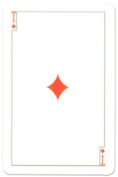 Lo Scarabeo Firenze Playing Cards