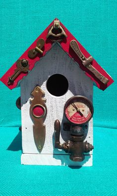 Shabby chic and steampunk. This one features by TheFlyingWoodchuck, $100.00