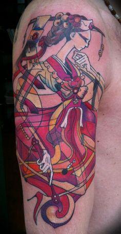 Tattoo by Ivan Trapiani at Trap Tattoo Art in  Piove di Sacco, Italy / www.traptattoo.com