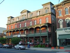 Historic Union Hotel -  Flemington NJ