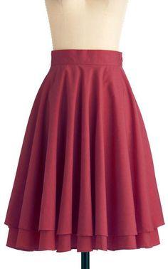 #ModCloth                 #Skirt                    #Effortless #More #Skirt #Burgundy #Retro #Vintage #Skirts #ModCloth.com      Effortless is More Skirt in Burgundy   Mod Retro Vintage Skirts   ModCloth.com                                                    http://www.seapai.com/product.aspx?PID=1101856