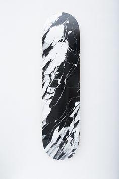 Marble skateboard | Playtype & Soulland //