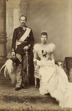 Frederick and Lovisa