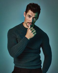 David J. Gandy — More David Gandy for Prestige HK