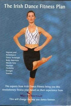 The Irish Dance Fitness Plan 2 Vhs Set Exercise program based on Irish Step Dancing Dance Stretches, Dance Exercise, Dance Online, Irish Step Dancing, Ballet Quotes, Dance Tips, Shall We Dance, Dance Teacher, Fitness Plan