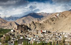 My favorite towns across the Himalaya   The Land of Snows