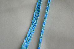 Macrame bracelets  http://www.infarrantlycreative.net/2011/06/how-to-make-friendship-bracelets.html#