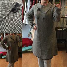 #abrigo #otoño #mujer #guapa #otoñoquepareceverano #happy #felizLunes todo en @latentaciondevioleta