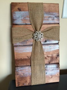 Beautiful cross sign! Home decor! A personal favorite from my Etsy shop https://www.etsy.com/listing/242968143/beautiful-burlap-cross-with-vintage