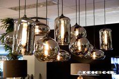 Hanglamp Splended Bowls - Driehoek meubelen New Furniture, Ceiling Lights, Lighting, Pendant, Interior, Diana, Lifestyle, Stuff To Buy, Home Decor
