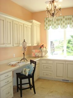 my dream sewing room Yes... No clutter.