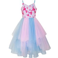 Mother & Kids Trustful 2019 Girls Dress Mesh Pearls Children Wedding Party Dresses Kids Evening Ball Gowns Formal Baby Flower Clothes For Girl 2-14yrs Girls' Clothing