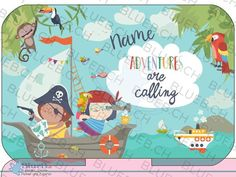 Ein Aukleber für deine Yumbox - Personalisiert mit deinem Namen. Internationaler Versand  ----   A sticker for your Yumbox - Personalized with your name. International Shipping Tapas, Blue Names, Snack Box, Name Stickers, Mini, Cover, Pirates, Messages, Etsy