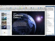 This iBooks Author tutorial shows how to import a Microsoft Word document into your iBook. Watch more at: iBooks Author Essential Training.
