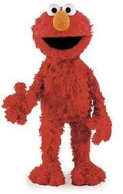 elmo :)came out in the 90s