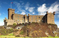 Dunvegan Castle   © Targn Pleiades/Shutterstock