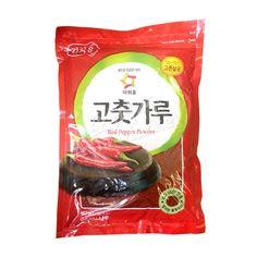 Our Home Korean Red Pepper Powder 1kg   Buy Korean Gochugaru   Asia Market
